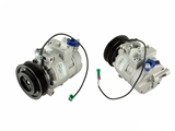 10000709 Valeo New AC Compressor
