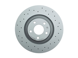 100331952 Zimmermann Sport Disc Brake Rotor