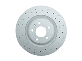 100333252 Zimmermann Sport Disc Brake Rotor