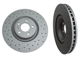 100335752 Zimmermann Sport Disc Brake Rotor