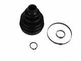 1004950008 Meyle CV Joint Boot Kit; Front Outer