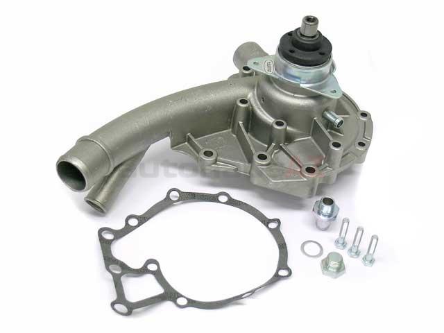 URO Parts 1022005001 Water Pump w//Gasket w//Metal Impeller