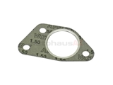 1031421380 VictorReinz Exhaust Manifold Gasket; Three Mounting Holes; For Cylinder 6