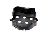 1031580585 AFT Distributor Cap Cover; Suppressor Housing on Distributor Cap; Inner Cover with Holes