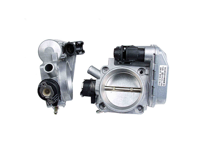 1041410025 Genuine Mercedes Throttle Body/Housing