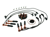 104TUNEUP2KIT AAZ Preferred Ignition Tune-Up Kit; Cap, Rotor, Seal, Plugs, Wire Set; KIT