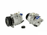 10538 Air Products AC Compressor; New; w/Clutch