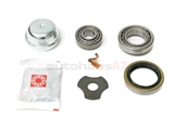 1073300051 FAG Wheel Bearing Kit; Front