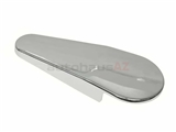 1079131528 Genuine Mercedes Seat Hinge Cover; Front Left Seat Upper Right