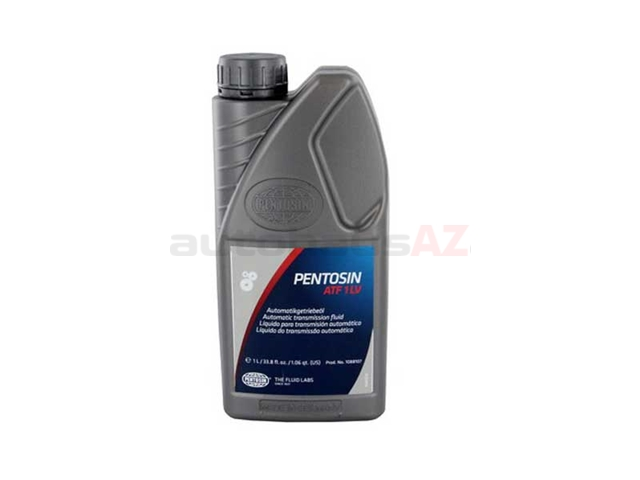 1088107 Pentosin ATF, Automatic Transmission Fluid; ATF 1LV; Red; 1 LITER