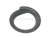 1103250185 Genuine Mercedes Coil Spring Shim; Rear Lower