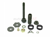 1103300218 Febi Eccentric Bolt Kit; Upper Outer