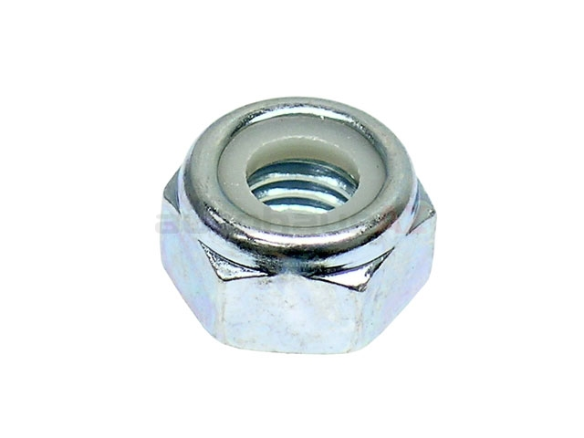 11055 Auveco Nut; M8x1.25mm, Nylon Insert
