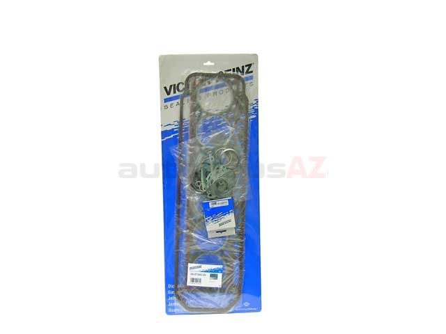 11121277779 VictorReinz Cylinder Head Gasket Set; With Standard Exhaust Gaskets