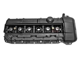 11127512839 Genuine BMW Valve Cover; With Gaskets