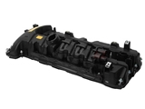 11127565284E URO Parts Valve Cover; With Gasket and 31 Bolts; N54 Engine