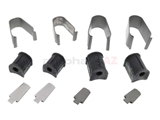111498101A Jopex Stabilizer/Sway Bar Link Bushing Kit; Stabilizer Bar Mounting Kit
