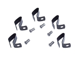 111601131 Aftermarket Wheel Cover Clip; SET of 5