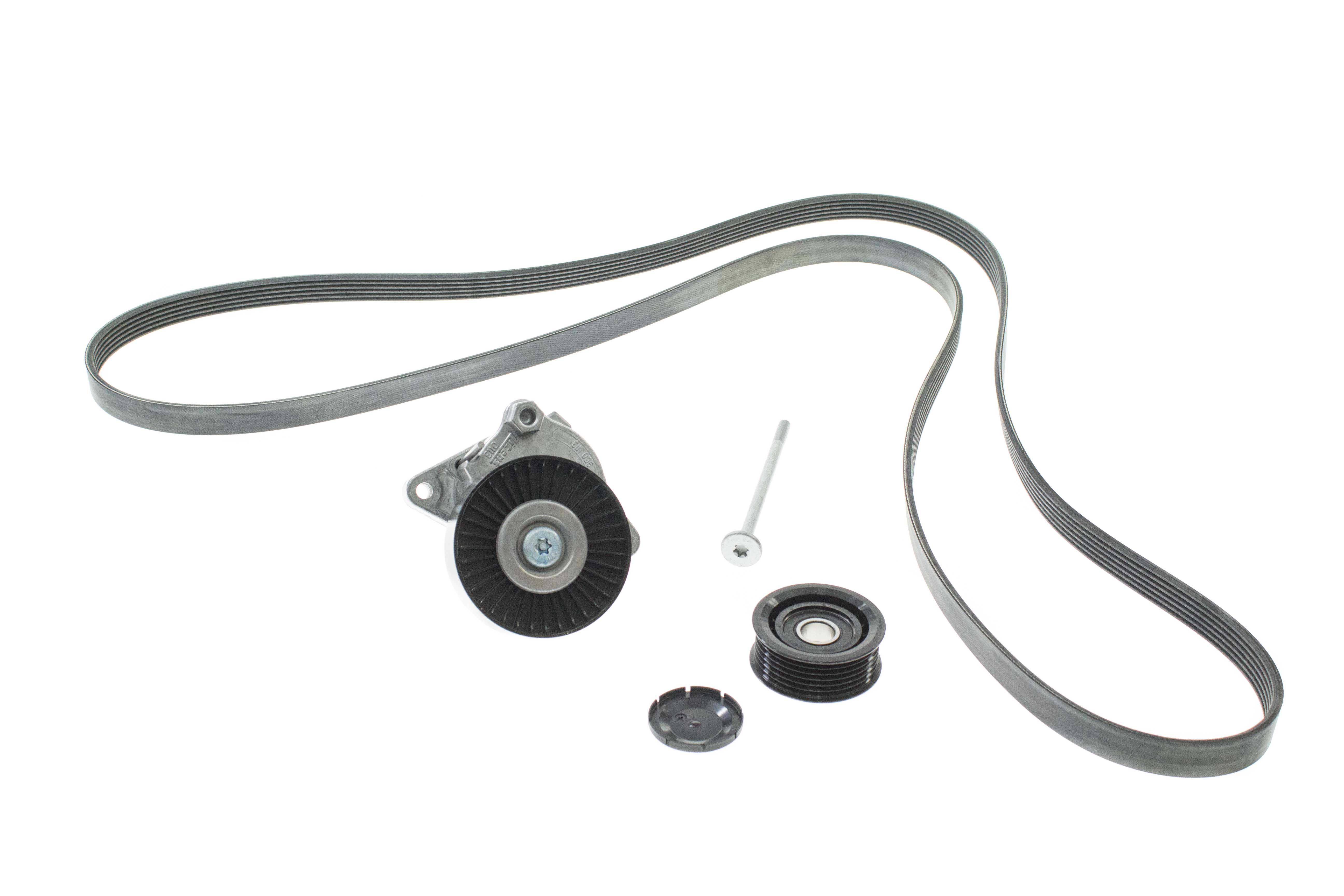 112113BELTKIT AAZ Preferred Drive Belt & Tensioner Kit