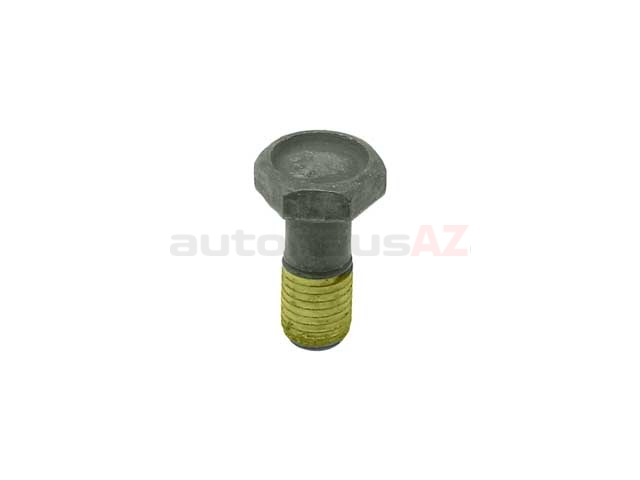 11221717840 Genuine BMW Flywheel Bolt; 12x28mm