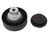 11281748130 URO Parts Drive Belt Idler Pulley; Deflection Pulley, Offset Mount; Water Pump/Alternator Belt