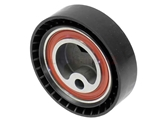 11282245087 Ina A/C Drive Belt Tensioner Pulley; Offset Mount