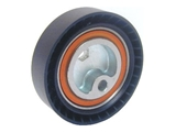 11282245087URO URO Parts A/C Drive Belt Tensioner Pulley; Offset Mount