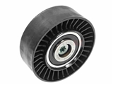 11287557851 Ina Drive Belt Idler Pulley; 90mm; Alt, AC,PS Lower