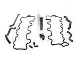 112BRTHRKIT AAZ Preferred Engine Crankcase Breather Hose Kit; Complete Valve Cover Gaskets and Breather Hose Kit