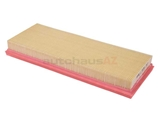 1130940004 Mann Air Filter; Panel Type; 355x134.5x42mm