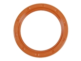 113105245FS ElringKlinger Crankshaft Oil Seal; Flywheel Side; Silicone