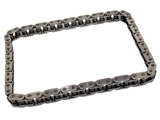 11311432177OE Genuine BMW Timing Chain; Upper (Camshaft to Camshaft); Endless without Master Link