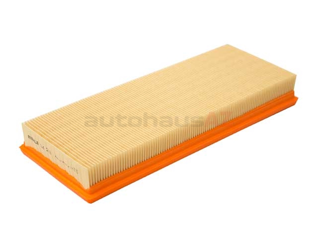 113129620 Mahle Air Filter; Panel Filter; 13.1x5.2x1.4 Inches