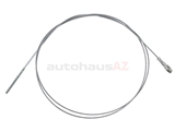 113721335AGR Gemo Clutch Cable; 2262mm