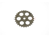 11411273688 Genuine BMW Oil Pump Drive Gear; Oil Pump Sprocket for Late Style Oil Pump with Splined Shaft