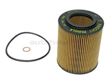 11427512300ML Mahle Oil Filter Kit