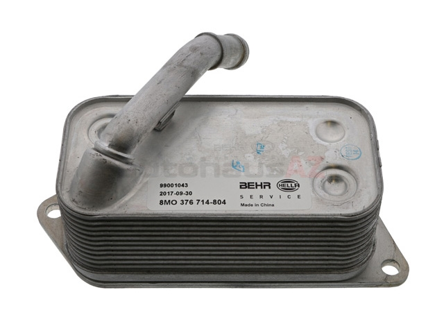 11427525333 Mahle Behr Oil Cooler; At Oil Filter Housing