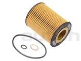 11427542021 Hengst Oil Filter Kit; Cartridge Type With Seal