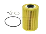 11429063138 Mann Oil Filter Kit; Cartridge Style
