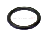 11431740045 DPH Oil Dipstick Tube O-Ring; O-Ring; Dipstick Tube to Oil Pan; 19.5x3mm