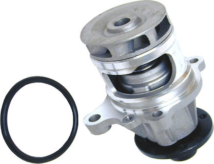 11511734602 URO Parts Water Pump