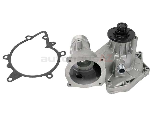 11511742647 Graf Water Pump; Updated Version with Gasket; Metal Impeller