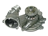11517586781OE Genuine BMW Water Pump; Composite Impeller