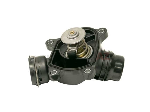 11517805811 Genuine BMW Thermostat; Assembly with Housing; 88 C