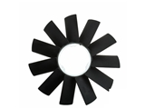 11521712110U URO Parts Cooling Fan Blade; 450mm; 11 Blades