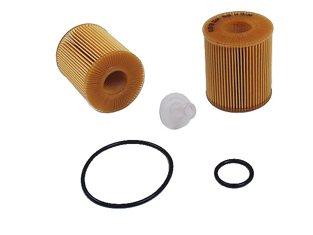 11530001 OPparts Engine Oil Filter