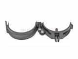 11531714433 Genuine BMW Coolant Hose; Hose Carrier for Bypass Hose to Timing Timing Belt Cover