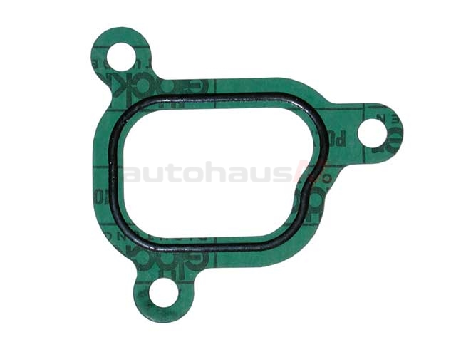 11531731833 VictorReinz Water Outlet Gasket; Water Accumulator Gasket at Rear of Engine
