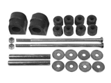 1153200047OE Genuine Mercedes Stabilizer/Sway Bar Link Bushing Kit; Front; Mounting Kit