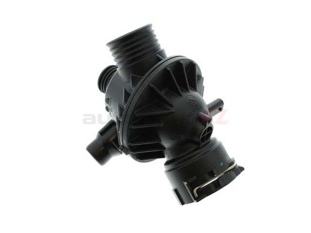 11537598865 Genuine BMW Thermostat; Assembly with Housing